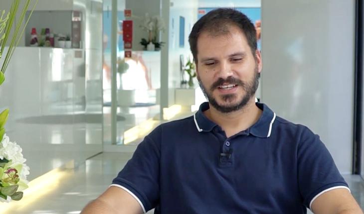 Testemunho Pedro Vieira